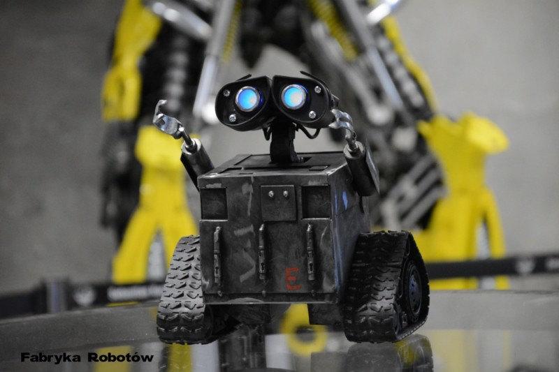 Wall-E - Fabryka robotów Moszna