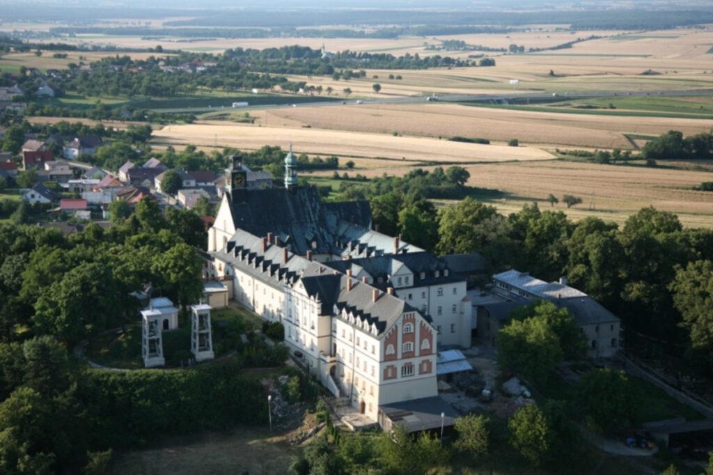Góra świętej Anny klasztor